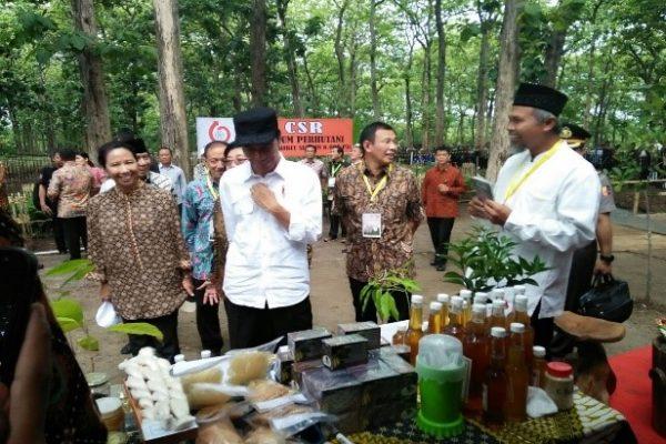 President visit.